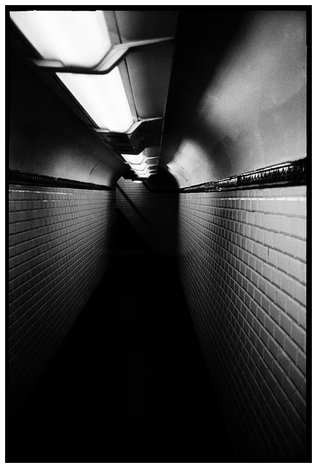 In the Métro by Laurent Orseau #21