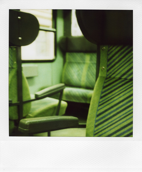 In the train by Laurent Orseau #10