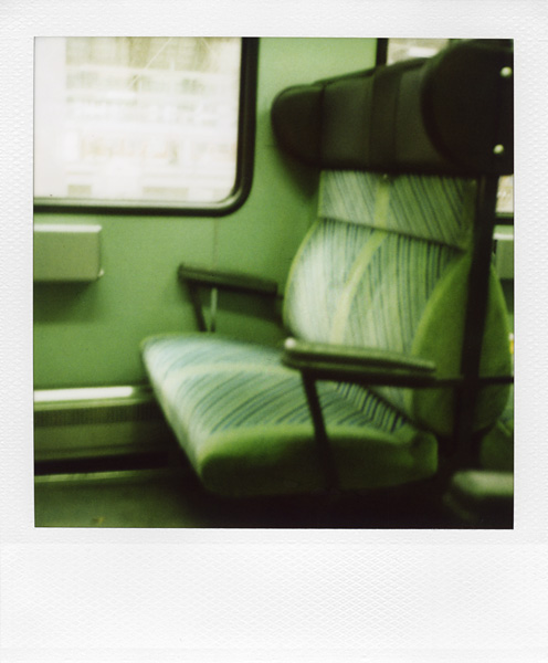 In the train by Laurent Orseau #11