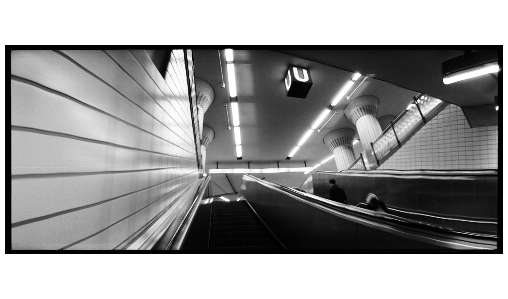 In the U-Bahn by Laurent Orseau #24