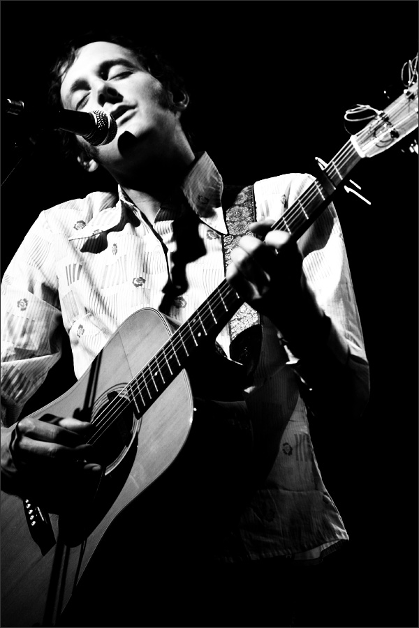 Alasdair Roberts by Laurent Orseau - Brotfabrik - Frankfurt am Main, Germany - 2008-05-21 #1