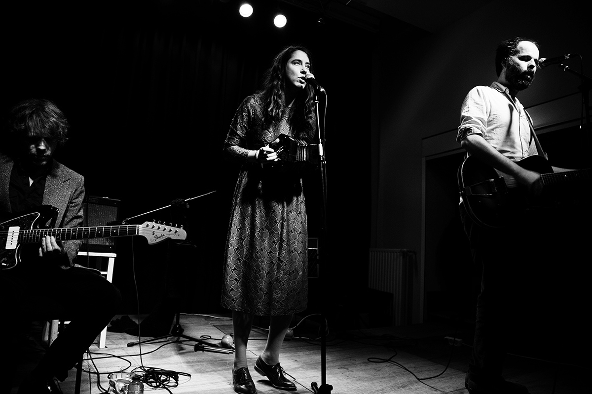 ARLT by Laurent Orseau - Maison des Musiques - Brussels, Belgium - 2015-10-27 #1