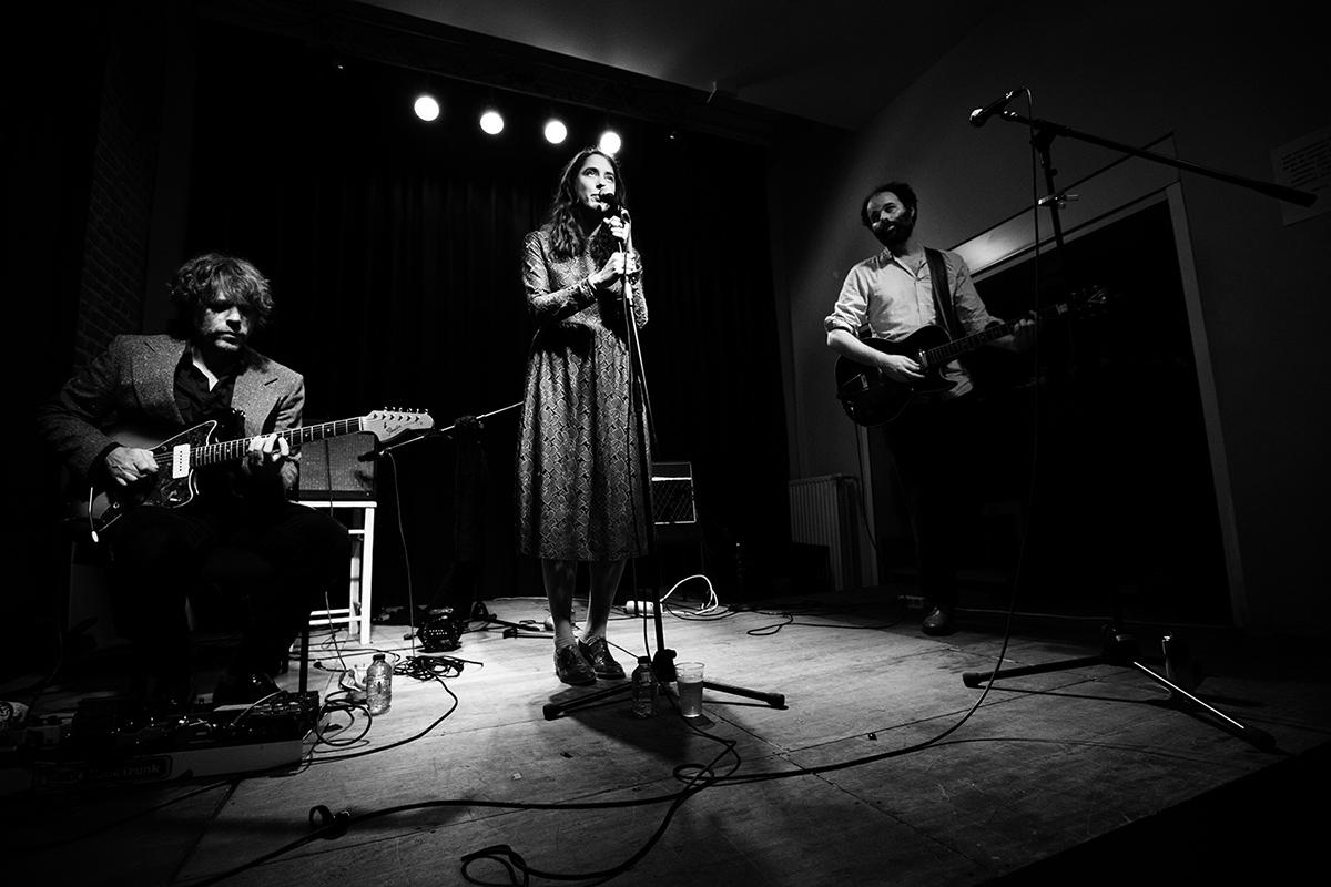 ARLT by Laurent Orseau - Maison des Musiques - Brussels, Belgium - 2015-10-27 #2