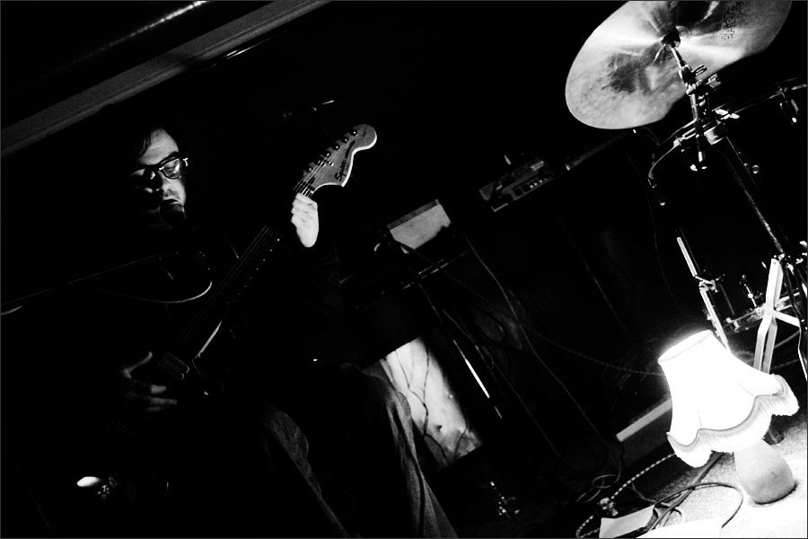 Boduf Songs by Laurent Orseau - Clubkeller - Frankfurt am Main, Germany - 2009-05-13 #1