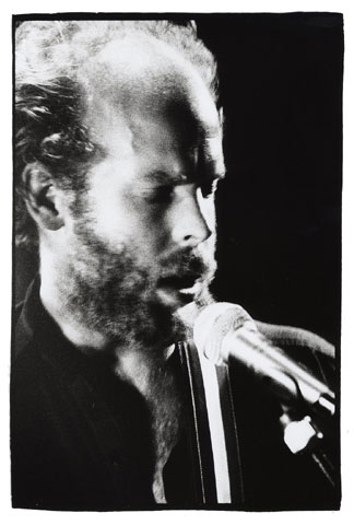 Bonnie 'Prince' Billy by Laurent Orseau - Guinguette Pirate - Paris, France - 2003-03-30 #2