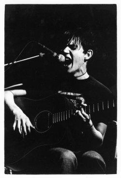 Bright Eyes by Laurent Orseau - Divan du Monde - Paris, France - 2001-05-30 #2