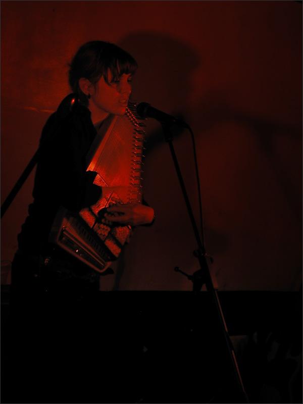 Brittain Ashford by Laurent Orseau - Pop In - Paris, France - 2008-03-12 #1
