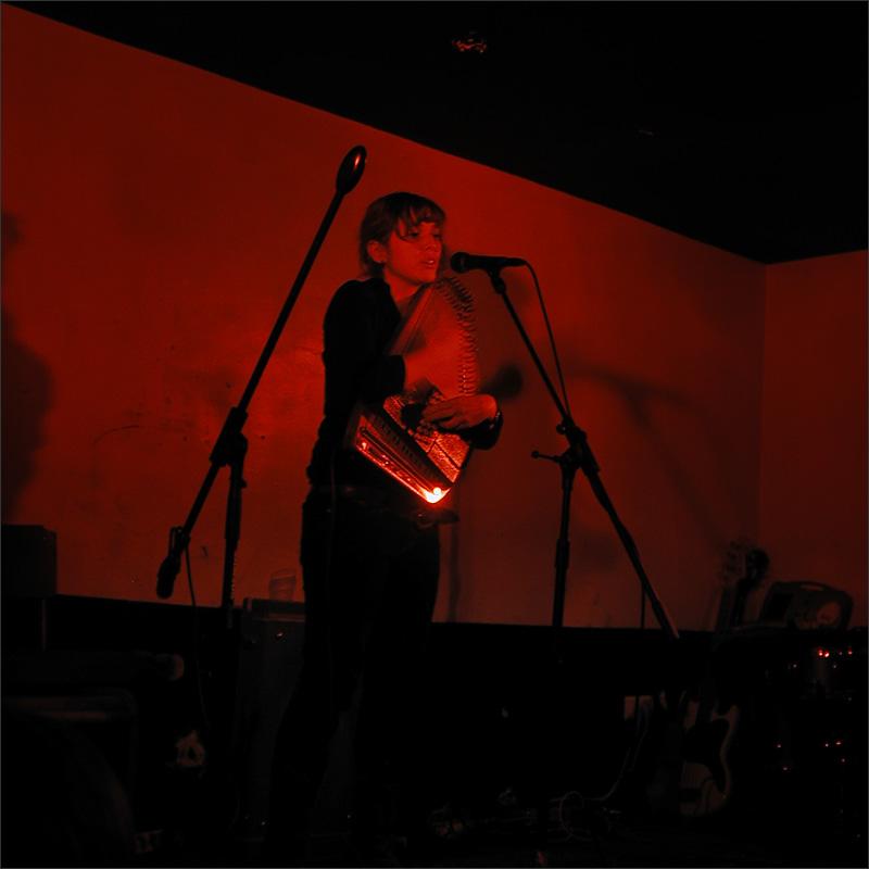 Brittain Ashford by Laurent Orseau - Pop In - Paris, France - 2008-03-12 #2