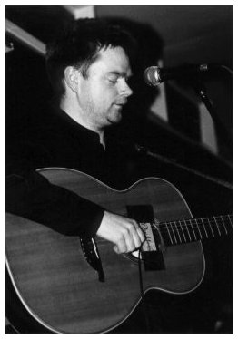 John Cunningham by Laurent Orseau - Péniche 6/8 - Paris, France - 1999-03-08 #2