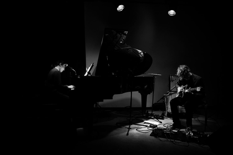 Delphine Dora & Mocke by Laurent Orseau - Les Ateliers Claus - Brussels, Belgium - 2017-10-07 #2