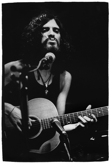 Devendra Banhart by Laurent Orseau - Guinguette Pirate - Paris, France - 2004-05-19 #10