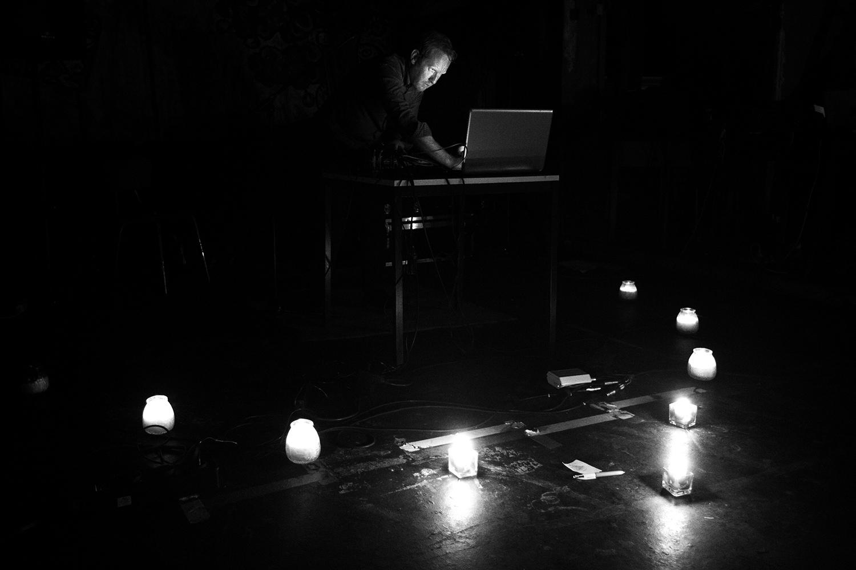 Ensemble Economique by Laurent Orseau - Le Bunker - Brussels, Belgium - 2018-05-23 #2