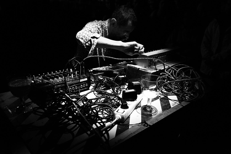 Fck Dmn by Laurent Orseau - Les Ateliers Claus - Brussels, Belgium - 2016-10-05 #2