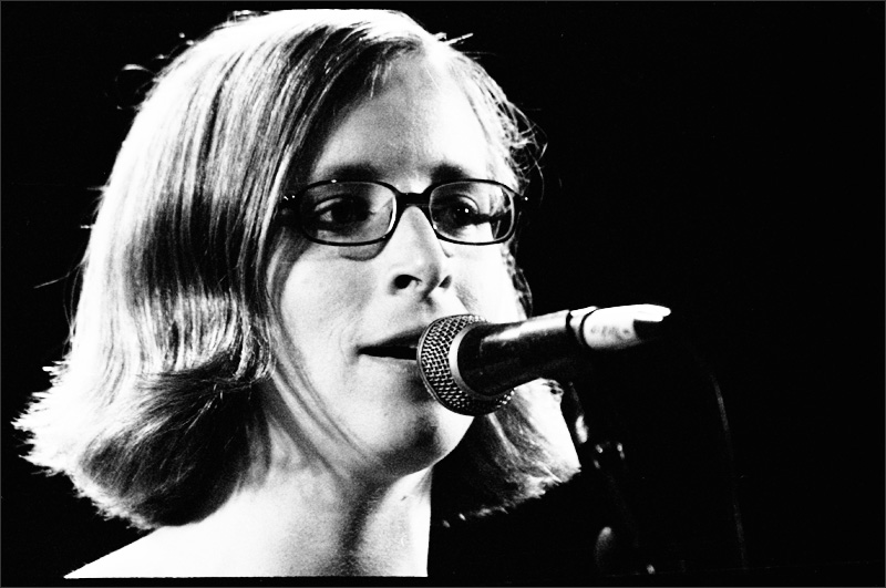Laura Veirs by Laurent Orseau - Brotfabrik - Frankfurt am Main, Germany - 2007-04-19 #2