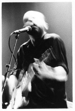 Mark Eitzel by Laurent Orseau - Divan du Monde - Paris, France - 2001-05-30 #2