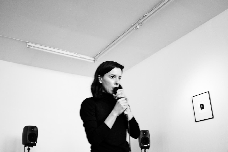 Myriam Pruvot by Laurent Orseau - 10/12 - Brussels, Belgium - 2018-02-18 #1