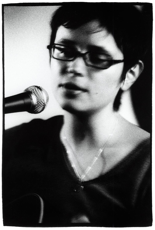 Pollyanna by Laurent Orseau - Pop In - Paris, France - 2003-10-01 #1