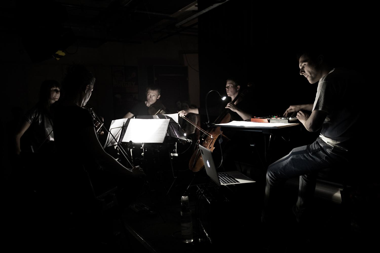 Quatuor MP4 by Laurent Orseau - Les Ateliers Claus - Brussels, Belgium - 2018-06-02 #1