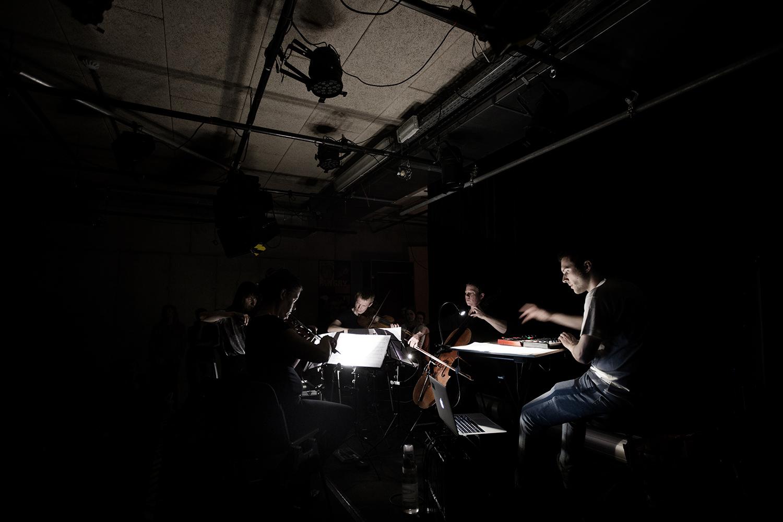 Quatuor MP4 by Laurent Orseau - Les Ateliers Claus - Brussels, Belgium - 2018-06-02 #2