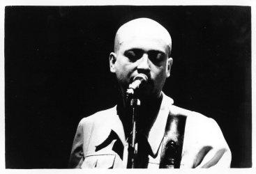Michael J Sheehy by Laurent Orseau - Divan du Monde - Paris, France - 2001-05-12 #1