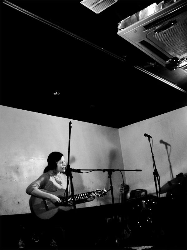 Shelley Short by Laurent Orseau - Pop In - Paris, France - 2008-03-12 #2