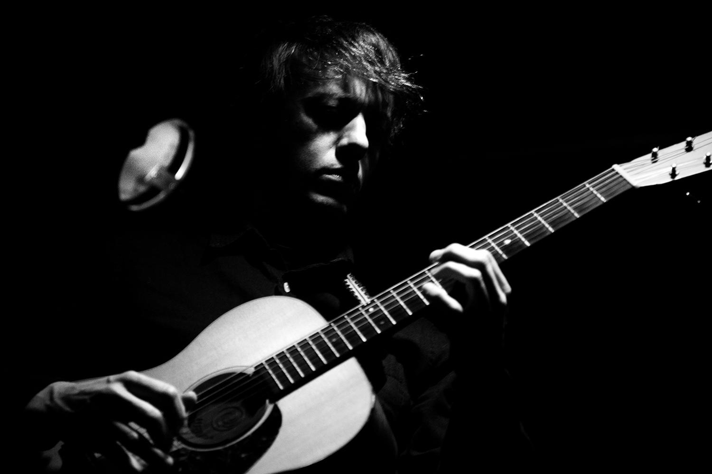 Steve Gunn & Band by Laurent Orseau - Les Ateliers Claus - Brussels, Belgium - 2017-11-12 #1