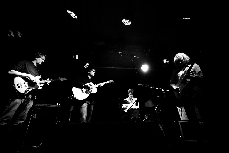 Steve Gunn & Band by Laurent Orseau - Les Ateliers Claus - Brussels, Belgium - 2017-11-12 #2