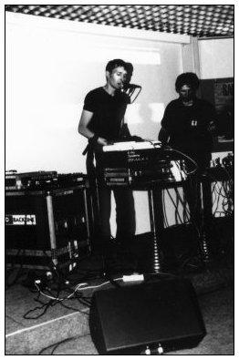 Tarwater by Laurent Orseau - Fnac Montparnasse - Paris, France - 1999-06-26 #2