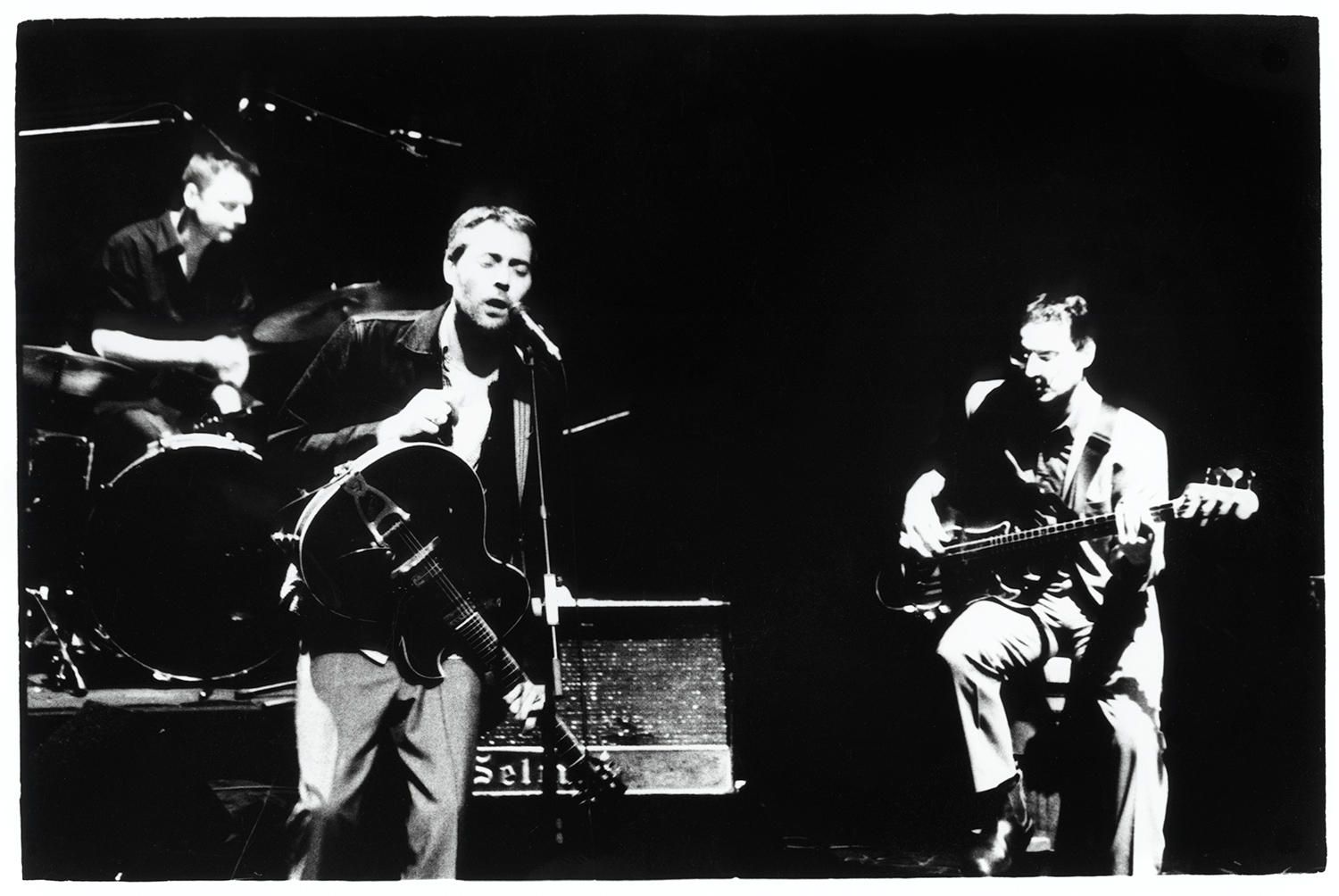 Tindersticks by Laurent Orseau - Beaubourg - Paris, France - 2001-05-19 #5