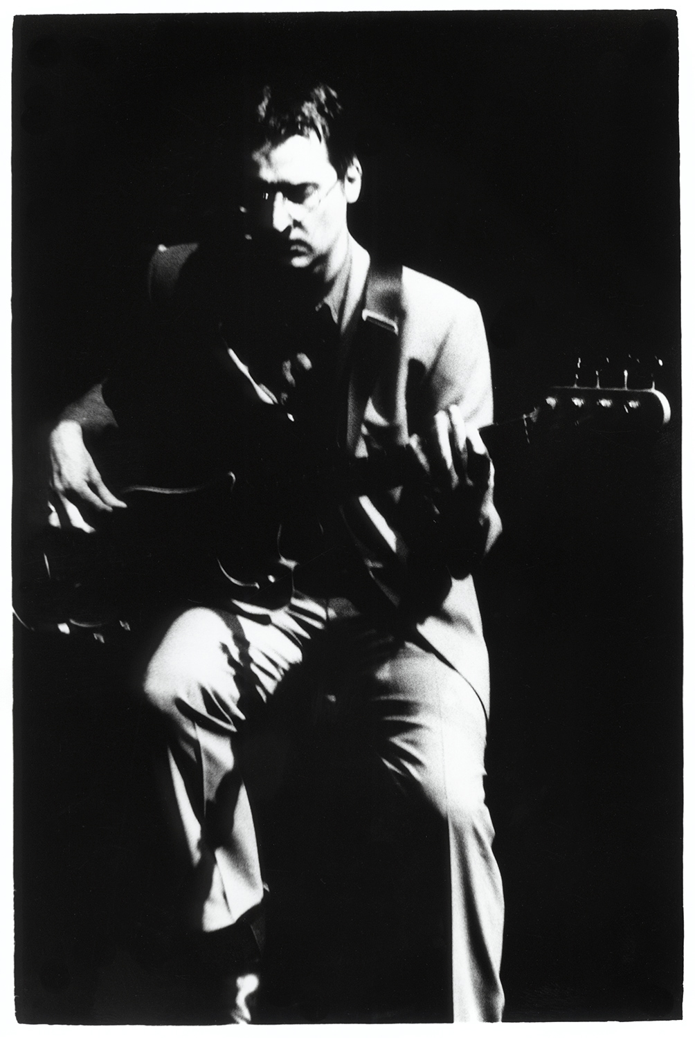 Tindersticks by Laurent Orseau - Beaubourg - Paris, France - 2001-05-19 #6