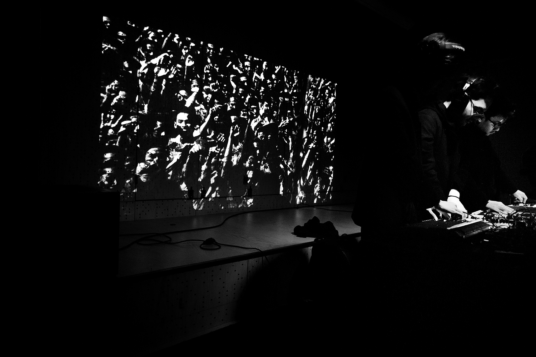 Uwalmassa by Laurent Orseau - Les Ateliers Claus - Brussels, Belgium - 2017-11-17 #2
