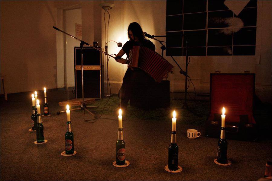 Vanishing Twins by Laurent Orseau - Walpodenakademie - Mainz, Germany - 2010-10-31 #1