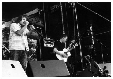 Sunhouse by Laurent Orseau - La Route du Rock - St Malo, France - 1998-08-14 #1