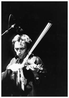 Yann Tiersen by Laurent Orseau - La Route du Rock - St Malo, France - 1998-08-15 #1
