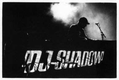 DJ Shadow by Laurent Orseau - La Route du Rock - St Malo, France - 1999-08-13 #1