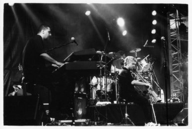 Nitin Sawhney by Laurent Orseau - La Route du Rock - St Malo, France - 1999-08-15 #1