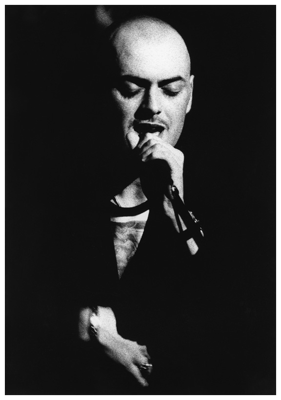 Perry Blake by Laurent Orseau - La Maison de la Radio - Paris, France - 1998-04-21 #1