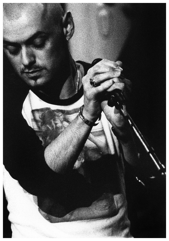 Perry Blake by Laurent Orseau - La Maison de la Radio - Paris, France - 1998-04-21 #2