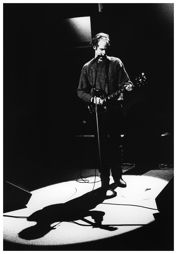 Bonnie 'Prince' Billy by Laurent Orseau - La Maison de la Radio - Paris, France - 1999-01-26 #2