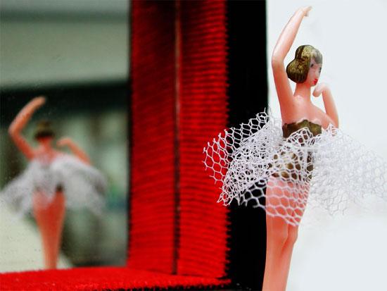 dancer go round #1