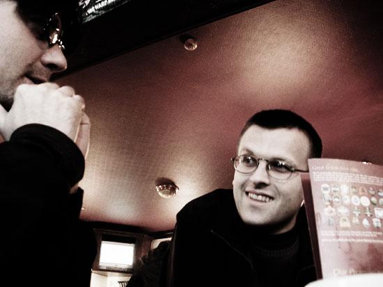 in the pub with matt & adrian #1