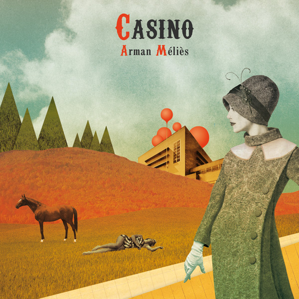 Julien Pacaud :: Casino | hinah exhibitions #1