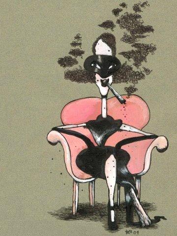 Alex Baladi :: Les petits gris | hinah exhibitions #3