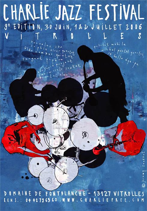 Jérémy Soudant :: Affiche   hinah exhibitions #2