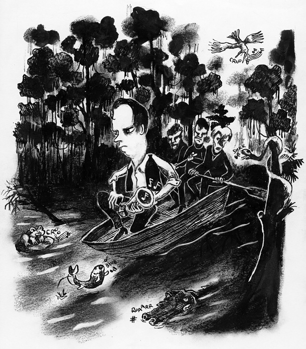 .: Vincent Vanoli :: Plan B - Nick Cave