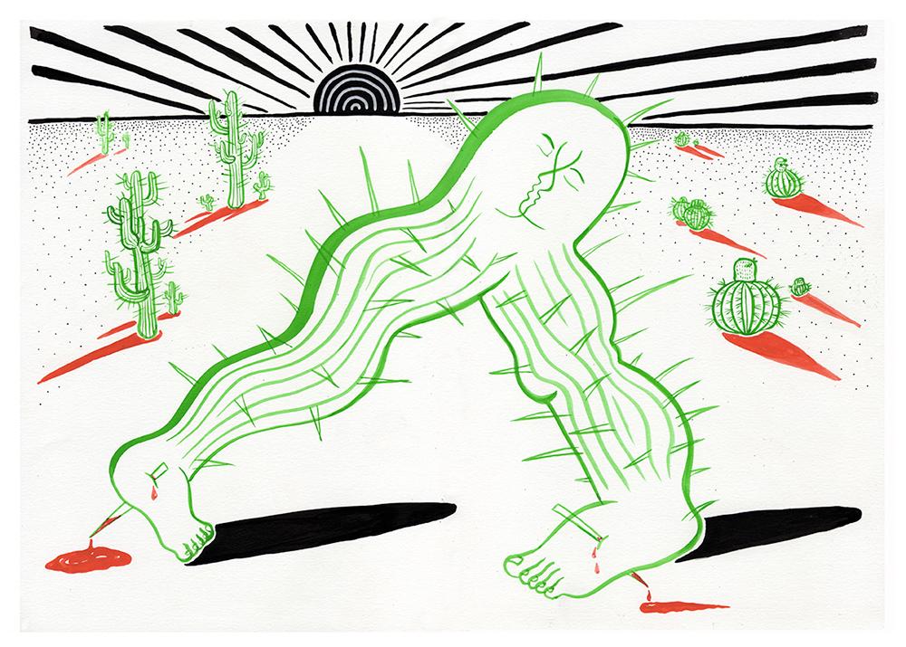 Sarah Yu Zeebroek :: Paintings | hinah exhibitions #1