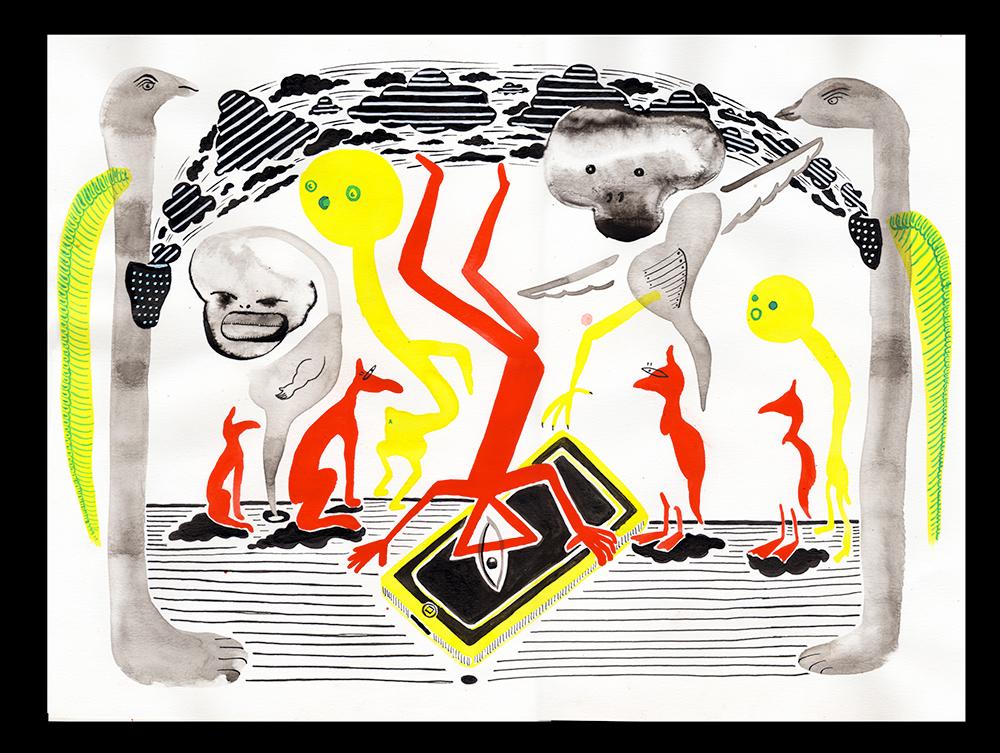 Sarah Yu Zeebroek :: Paintings | hinah exhibitions #3
