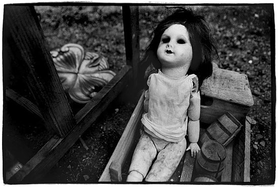 .: Laurent Orseau :: Dolls 2003