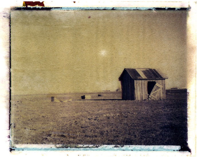 Ann Texter :: Polaroid transfers | hinah exhibitions #2