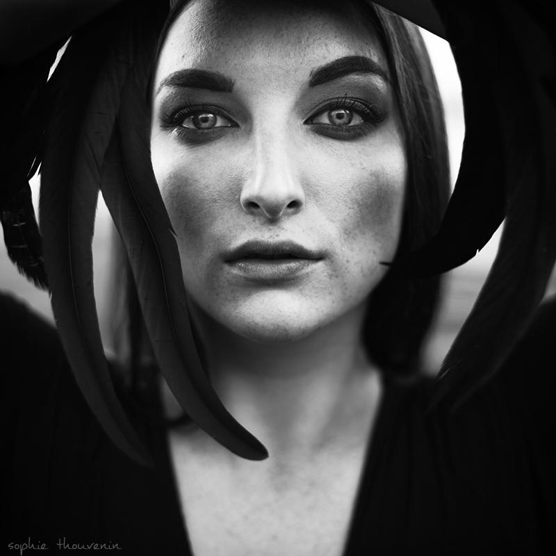 Sophie Thouvenin :: Portraits   hinah exhibitions #2